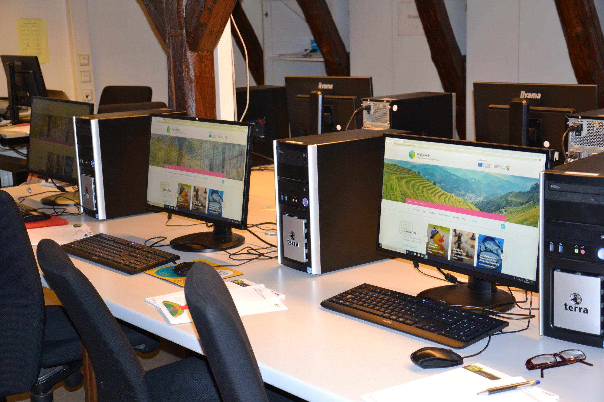 Smart Country Side – Schult Multiplikatoren für die Dorfwebsiten