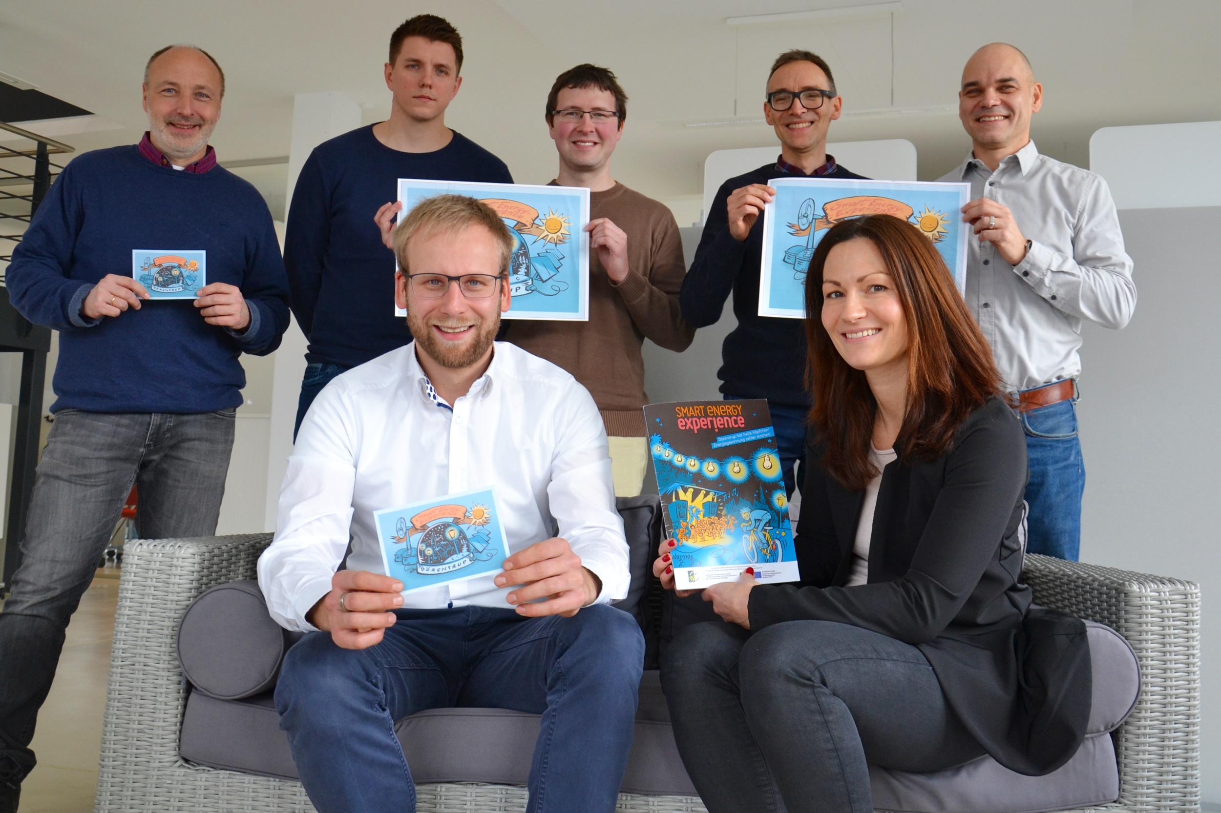 """Smart Energy Experience"" – Innovationszentrum Dörentrup lädt Schüler zum Experimentieren ein"